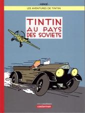 Tintin -1Coul- Tintin au pays des Soviets