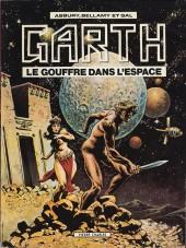 Garth -3- Le gouffre dans l'espace