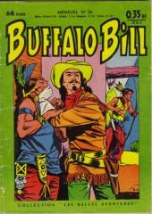 Buffalo Bill (Éditions Mondiales) -26- Les cavaliers noirs
