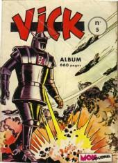 Vick -Rec05- Album n°05 (du n°17 au n°21)