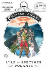 Le château des étoiles -7- L'Île des spectres volants