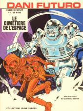 Dani Futuro -2'- Le cimetière de l'espace