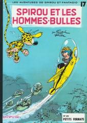 Spirou et Fantasio -17h05- Spirou et les hommes-bulles