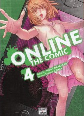 Online the comic -4- Tome 4