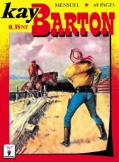 Kay Barton -9- La mine de l'Irlandais
