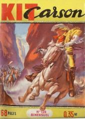 Kit Carson -128- Les mutins du fort Blaine