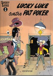 Lucky Luke -5b80- Lucky Luke contre Pat Poker