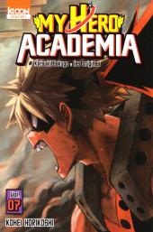 My Hero Academia -7- Katsuki Bakugo: les origines