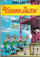 Lucky Luke -12b81- Les cousins Dalton