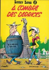 Lucky Luke -18b81- A l'ombre des derricks