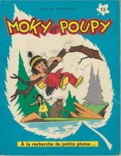 Moky et Poupy -12- Moky et Poupy à la recherche de Petite-Plume