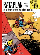 Rataplan (BD Must) -7- Rataplan et le dernier des Maudits-camps