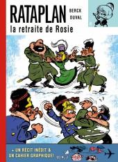 Rataplan (BD Must) -8- La retraite de Rosie