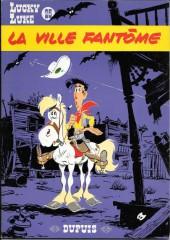 Lucky Luke -25a81- La ville fantôme