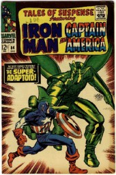 Tales of suspense Vol. 1 (Marvel comics - 1959) -84-