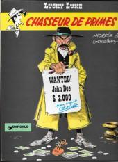 Lucky Luke -39a79a- Chasseur de primes