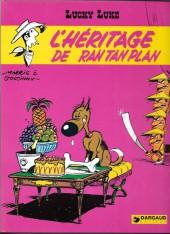 Lucky Luke -41a78- L'héritage de Rantanplan