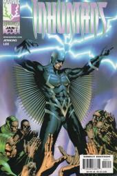 Inhumans (1998) -3- Ghost in the machine