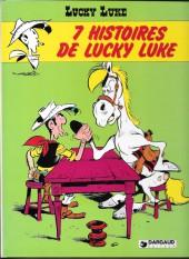Lucky Luke -42b81- 7 histoires de Lucky Luke