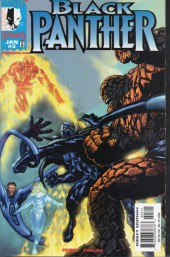 Black Panther Vol.3 (Marvel - 1998) -3- Original sin