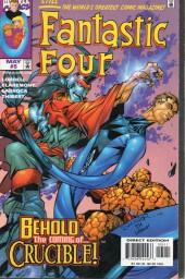 Fantastic Four (1998) -5- Broken Reed