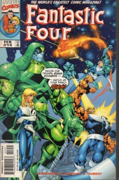 Fantastic Four Vol.3 (Marvel comics - 1998) -14- The Moon is a Lonely Place to Die Hard!