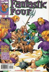 Fantastic Four Vol.3 (Marvel comics - 1998) -21- Rascals 4