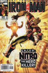 Iron Man Vol.3 (Marvel comics - 1998) -15- Exploded View