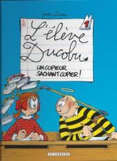 L'Élève Ducobu -1b2015- Un copieur sachant copier !