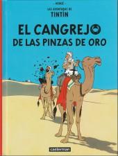 Tintín (Las Aventuras de) -9b2001- El cangrejo de las pinzas de oro