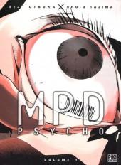 MPD-Psycho - Le détective schizophrène (Édition couleur) -1- Tome 1
