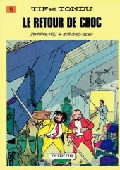 Tif et Tondu -5b1985/10- Le retour de Choc