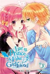 Liar Prince & Fake Girlfriend -3- Tome 3