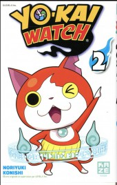 Yo-Kai watch -2- Tome 2