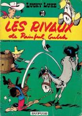 Lucky Luke -19b80- Les rivaux de Painful Gulch