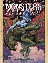 (AUT) Adams, Arthur - Monsters attacks!!!