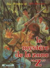 Bob Morane 2 (Dargaud) -6b77- Le mystère de la zone
