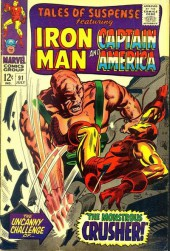 Tales of suspense Vol. 1 (Marvel comics - 1959) -91-