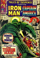 Tales of suspense Vol. 1 (Marvel comics - 1959) -93-
