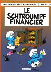 Les schtroumpfs -16Ind- Le schtroumpf financier