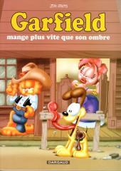 Garfield -34Ind2017- Garfield mange plus vite que son ombre