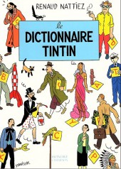 Tintin - Divers - Le dictionnaire tintin