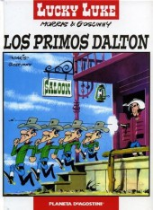 Lucky Luke - Coleccionable Lucky Luke -1- Los primos Dalton
