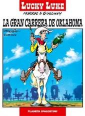 Lucky Luke - Coleccionable Lucky Luke -6- La gran carrera de Oklahoma