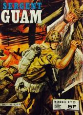Sergent Guam -122- Kamikaze sans aile