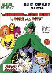 Un récit complet Marvel -Rec07- Album Relié N°7 (n°14 et n°15)