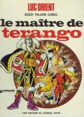 Luc Orient -3a74- Le maître de terango