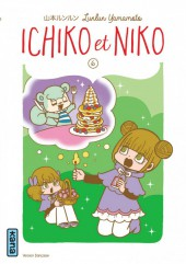 Ichiko & Niko -6- Tome 6