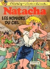 Natacha -13- Les nomades du ciel