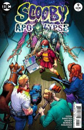 Scooby Apocalypse (2016) -9- Before The Storm
